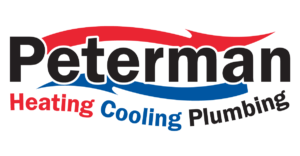 Peterman Heating Cooling Plumbing Logo